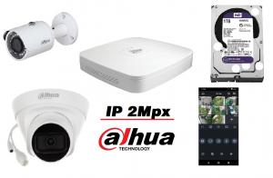 Dahua 2Mpx IP